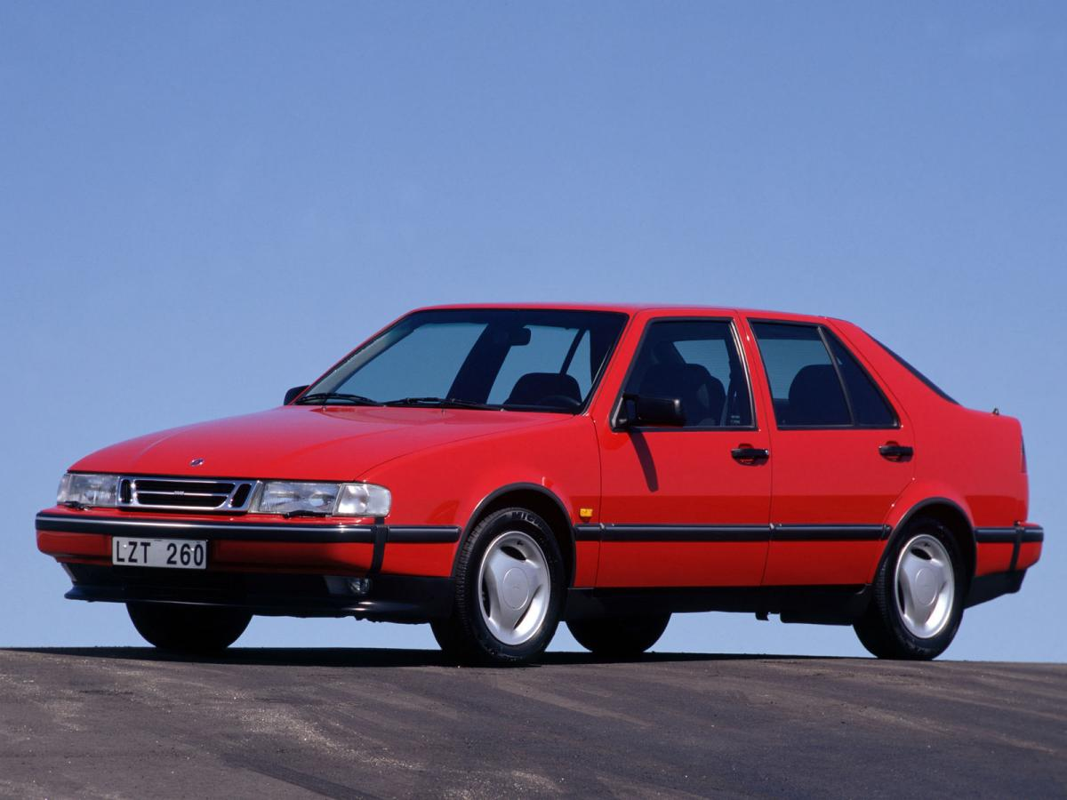 Saab 9000 Technical Specifications And Fuel Economy